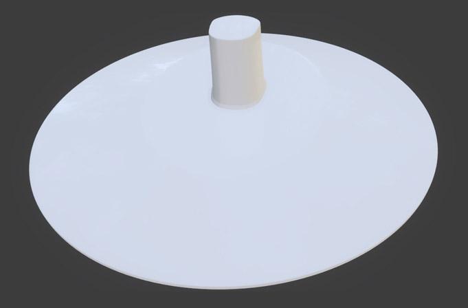 3D Rendered Design